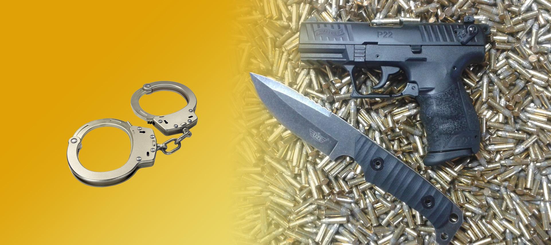 Zbraně a munice